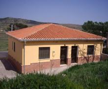 Casa Carlos I, II y III casa rural en Barracas (Castellón)