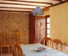 Casa La Costera casa rural en Villafranca Del Cid (Castellón)