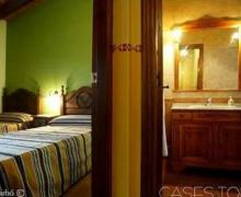 Cases Tonet casa rural en Forcall (Castellón)