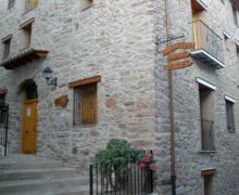 L´Artesà casa rural en Eslida (Castellón)