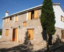 Masia Novales casa rural en Jerica (Castellón)