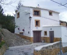 Teresa La Cuca casa rural en Jerica (Castellón)