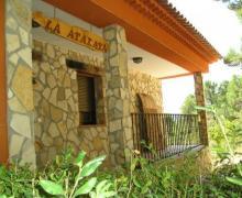 La Atalaya de Falcon casa rural en Villalba De La Sierra (Cuenca)