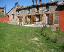 Can Maduixet casa rural en Campelles (Girona)