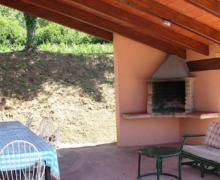 Can Mestrehuma casa rural en La Vall D´en Bas (Girona)