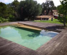 Can Pam casa rural en Orfes (Girona)