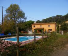 Espai Rural La Fábrega casa rural en Riudarenes (Girona)