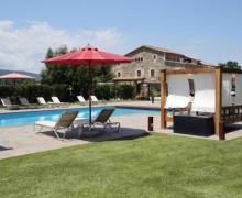 Mas La Casassa casa rural en Sant Gregori (Girona)