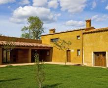 Mas Garriga casa rural en Sant Andreu Salou (Girona)