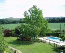 Mas Masaller casa rural en Cruilles (Girona)