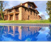 Masia La Coromina casa rural en La Vall De Bianya (Girona)