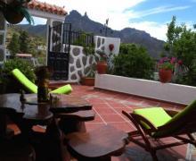 Casa Bentayga casa rural en Tejeda (Gran Canaria)