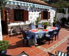 Casita Nublo casa rural en Tejeda (Gran Canaria)