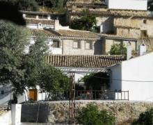 Cortijo La Poza casa rural en Huescar (Granada)
