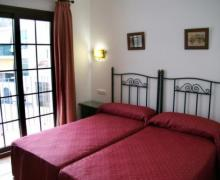 Hostal Palomares  casa rural en Salobreña (Granada)