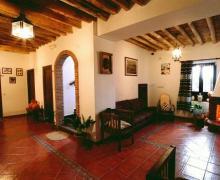 Huerto de Lobras casa rural en Lobras (Granada)