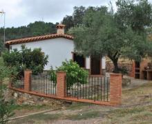 Finca el Venero casa rural en Santa Ana La Real (Huelva)
