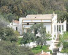 El Retiro casa rural en Alajar (Huelva)