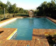 Finca La Zulema casa rural en Aracena (Huelva)