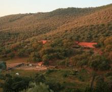 La Cañá del Corchuelo casa rural en Cala (Huelva)