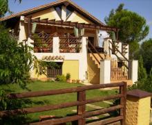 La Chatarré casa rural en Calañas (Huelva)