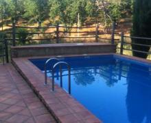 Las Cañadas del Agua casa rural en Aracena (Huelva)