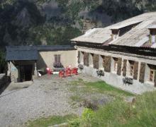 Baños De Benasque casa rural en Benasque (Huesca)