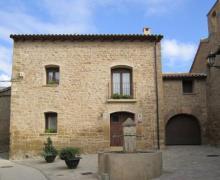 Casa Lerín casa rural en Loarre (Huesca)