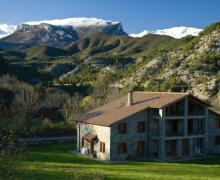 Casa Rural Campacruz casa rural en Puyarruego (Huesca)