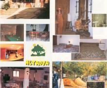 Complejo Rural Camping Altaoja casa rural en Yaso (Huesca)