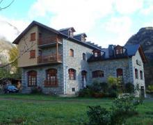 Hostal Casa Secretario casa rural en Sahun (Huesca)