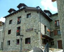 Hotel Areulo casa rural en Cerler (Huesca)