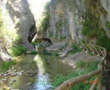 Cortijo Los Teatinos casa rural en Cazorla (Jaén)