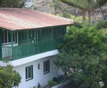 Finca Tagumara casa rural en San Sebastian (La Gomera)