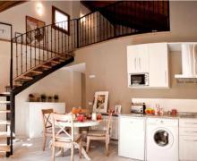 Apartamentos Lladito casa rural en Ezcaray (La Rioja)