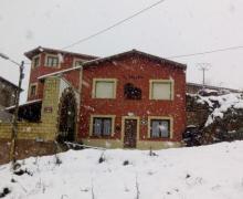 El Colorao casa rural en Sotes (La Rioja)