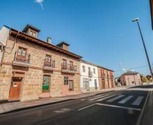 El Almendro de María casa rural en Ponferrada (León)