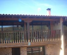El Nido Azul casa rural en Carrocera (León)