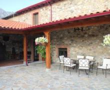 La Esquina de Vegacervera casa rural en Vegacervera (León)