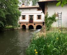 Molino Galochas casa rural en Hospital De Orbigo (León)