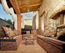 Cal Domingo casa rural en Bellver D'osso (Lleida)