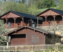 Camping Bungalows La Cerdanya casa rural en Prullans (Lleida)
