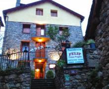 Casa Felip casa rural en Espot (Lleida)