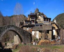 Casa Ferrer Castellbo casa rural en Castellbo (Lleida)
