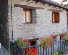 Casa Gros casa rural en Esterri De Cardos (Lleida)