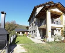 El Jardí casa rural en Ribera D´ Urgellet (Lleida)