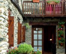 Lo Paller del Coc casa rural en Rialp (Lleida)