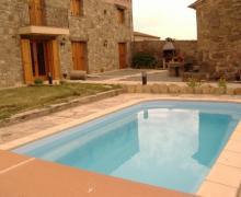 Masia Estany casa rural en Ponts (Lleida)