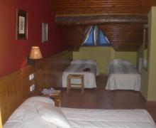 Roch Hotel - Restaurante casa rural en Altron (Lleida)