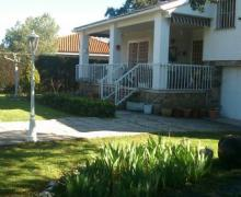 Er Lati casa rural en Alpedrete (Madrid)